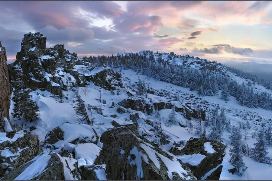гора Ицыл