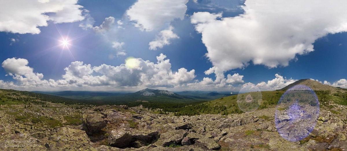 Нургуш панорама 360 градусов фотограф Челябинск