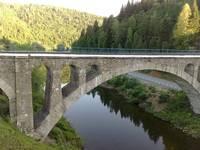 Никольский каменный мост через реку Сим. Автор: ramirez Место: Город Миньяр.