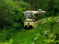 Лесной трамвай. Место: Златоуст Автор: Михаил Щеколдин