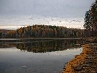 Озеро Аракуль.  Автор: Игорь Воробьев