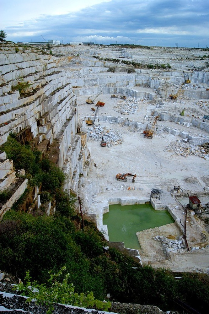 Коелга мраморный карьер кладбище в щербинке