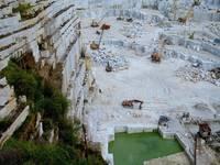 Один из самых больших в мире мраморных карьеров. Автор: starxnrp Место: село Коелга.