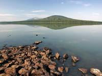 Каменный Мыс. Озеро Зюраткуль.