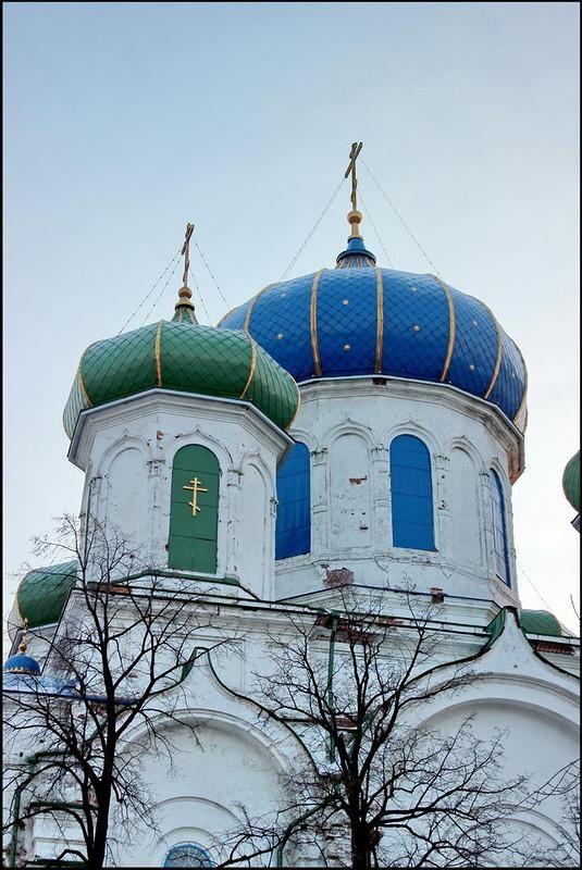 Кыштым 9060 Христорождественский собор