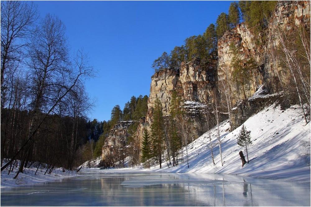Река Сим | Путеводитель по Челябинску и Челябинской области