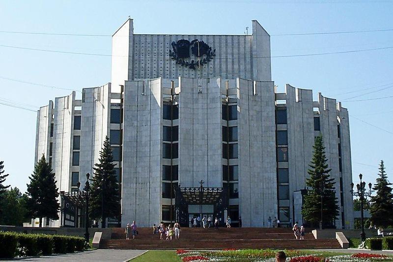 Челябинский Государственный академический театр драмы им. Н. Орлова
