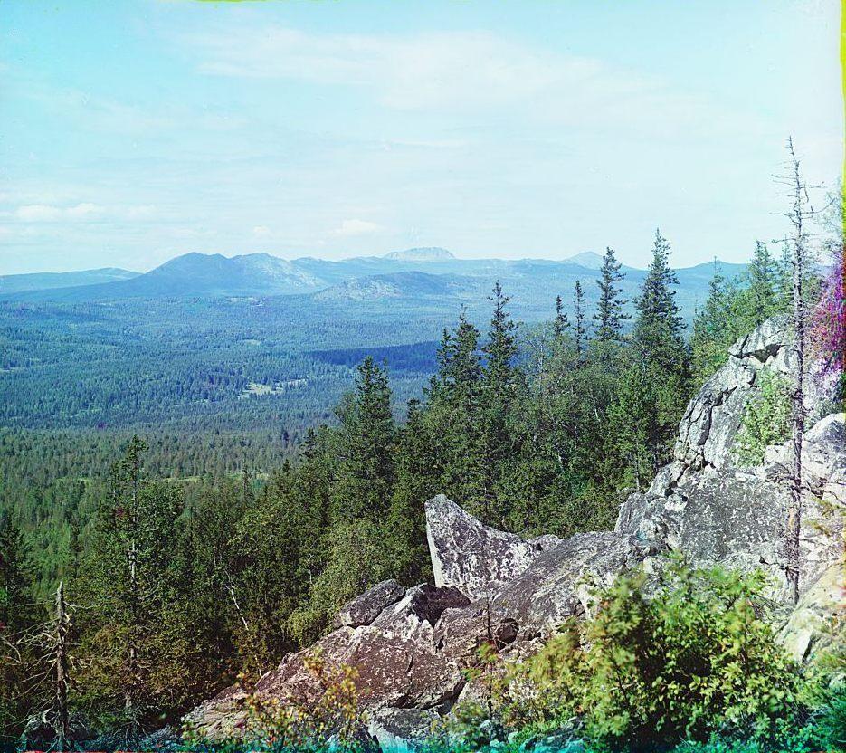 Гора Таганай