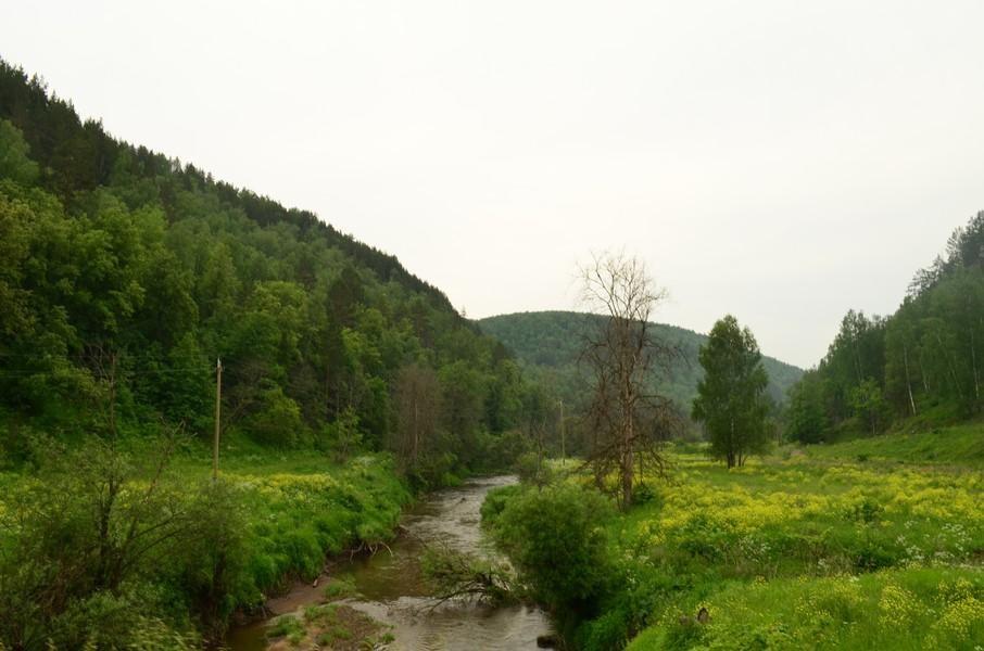 Река Улуир