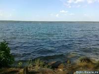 Озеро Акакуль. С берега.