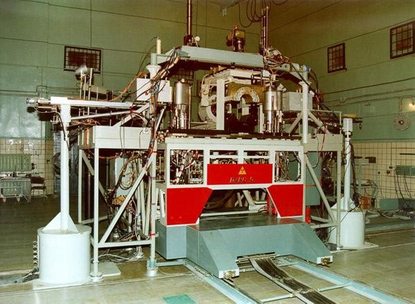 БАРС – импульсный ядерный реактор с металлической активной зоной