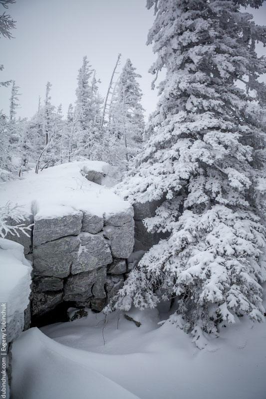 Национальный парк Зюраткуль зимой