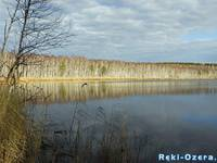 Озеро Биляшкуль Большой.