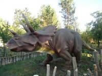 Динопарк «Динозаврик». Экспозиция 2012-2013 гг.