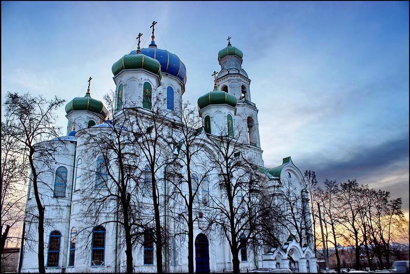 Кыштым 9058 Христорождественский собор