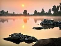Озеро Иртяш. Автор: Varakusha