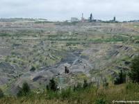 Коркинский угольный разрез 32