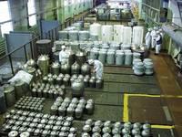 ПО «Маяк». Производство радиоактивных изотопов. Склад готовой продукции.