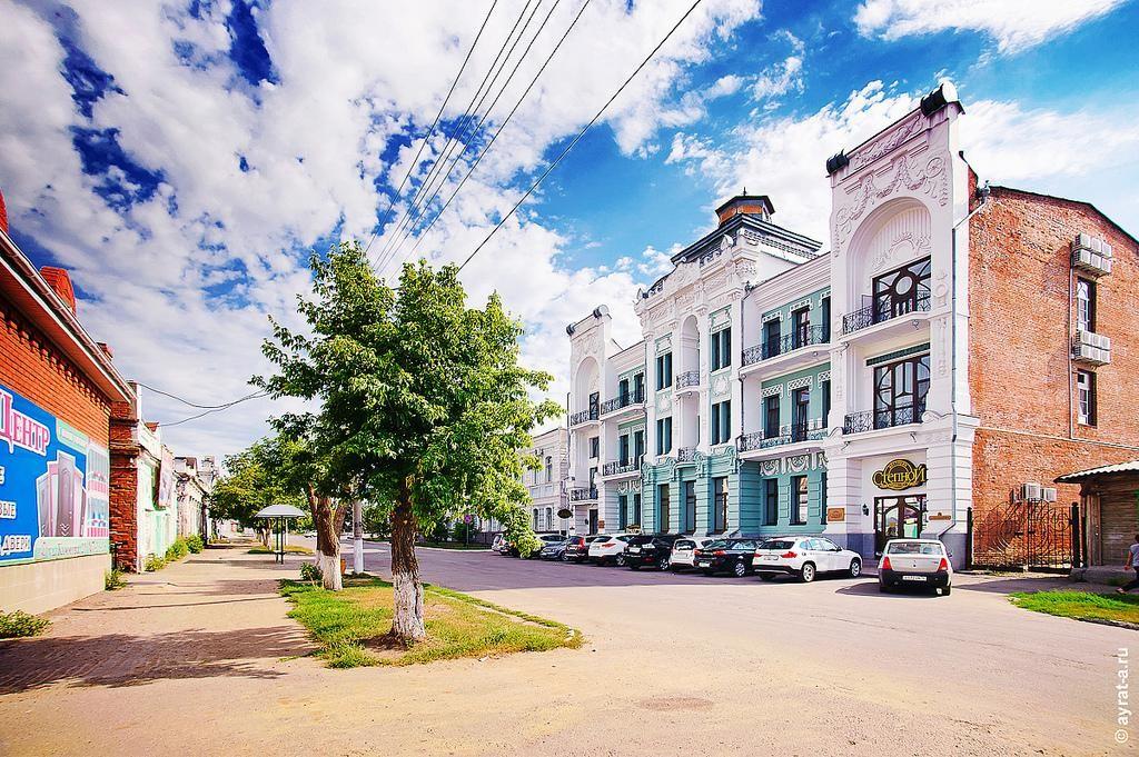 Здание бывшей гостиницы Троицка, визитная карточка города