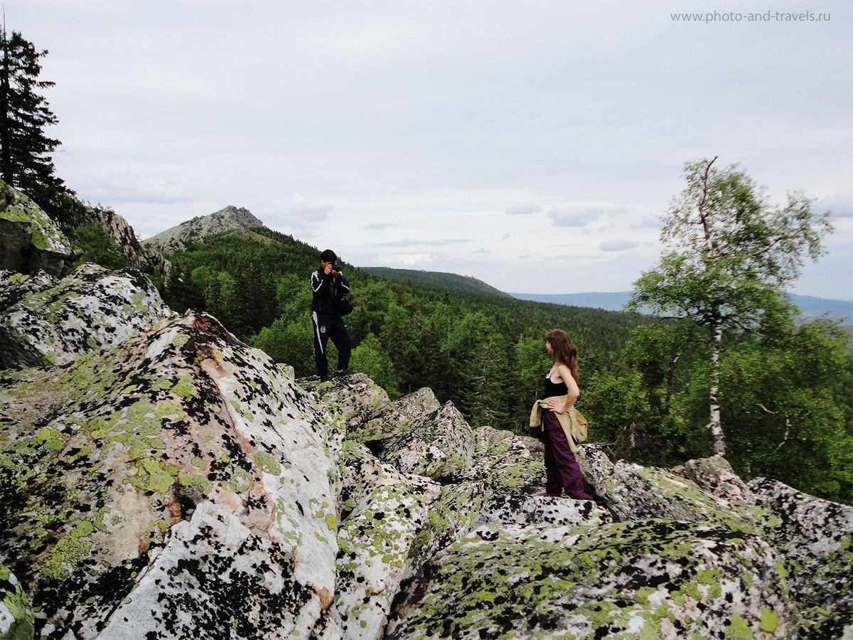 5. Таганай. Фотосессия в горах Южного Урала