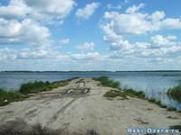 Озеро Бектыш.