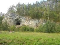 Игнатьевская пещера 3. Аделина Матвеева