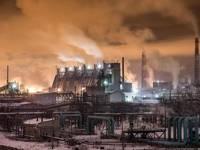 Челябинский металлургический комбинат. Автор: Дмитрий Чистопрудов (http://chistoprudov.livejournal.com/)