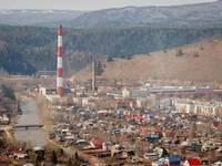 АО «Агрегат» (г. Сим) Автор: Андрей Сенюшкин (http://zizis.livejournal.com/)