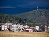 Северо-Запад Златоуста.  Автор: Андрей Сорокин