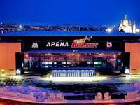 Ледовая арена «Металлург». Автор:http://santevit.livejournal.com/