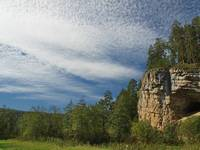 Игнатьевская пещера. Автор: Kluuss.  Место: Катав-Ивановский район.