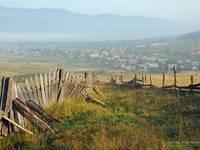 У окраины деревни Тюлюк. Автор: Руслан Мигранов.