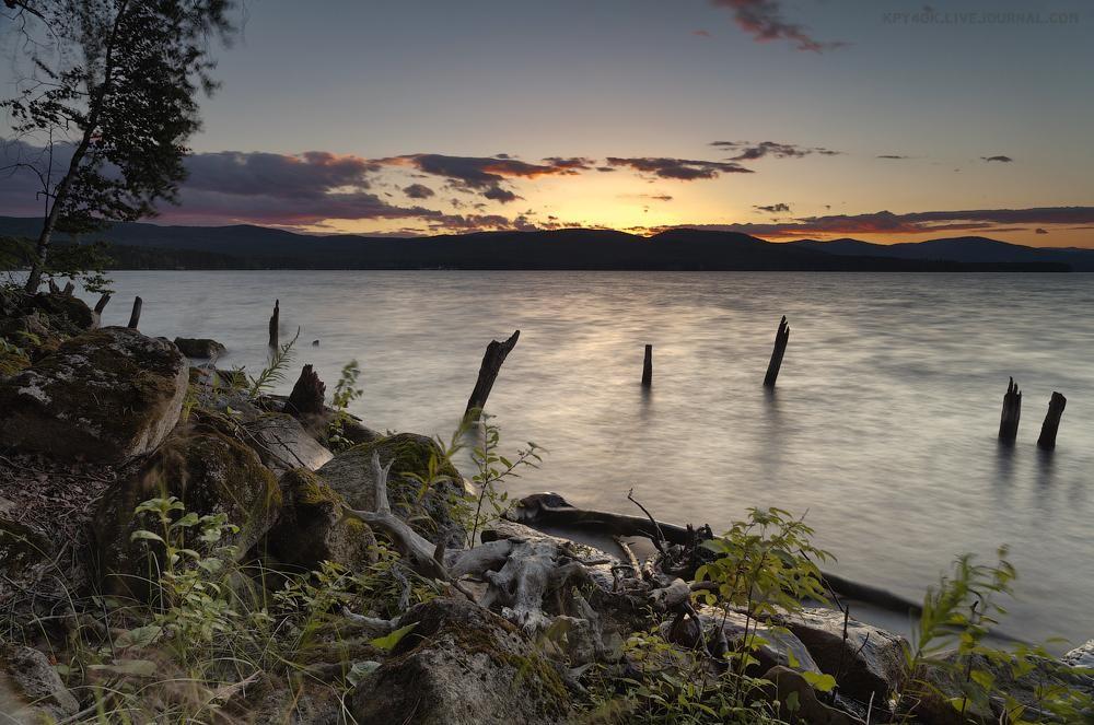 озеро тургояк фото, урал, путешествия, природа