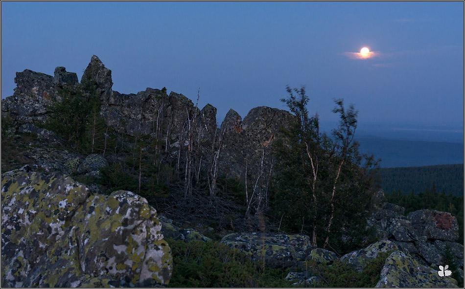 Восход луны - 2