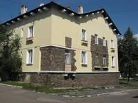 Дом в немецком квартале города Магнитогорска.