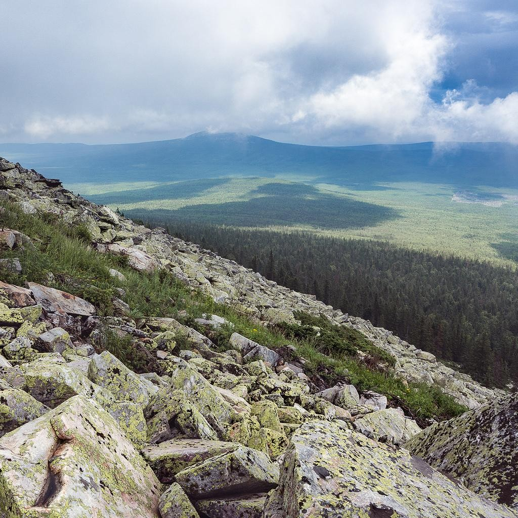 Круглица в национальном парке Таганай