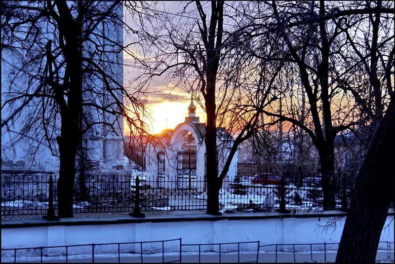 Кыштым 9064 Христорождественский собор