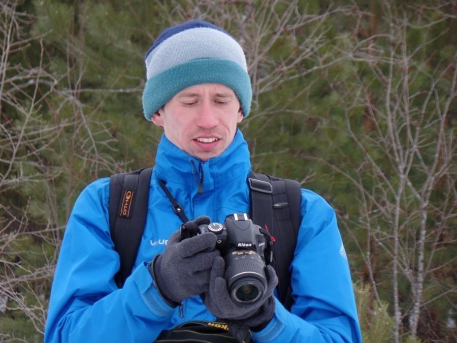 Антон, фото- и видеооператор