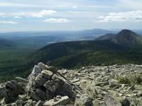 Вид с вершины Круглицы 2