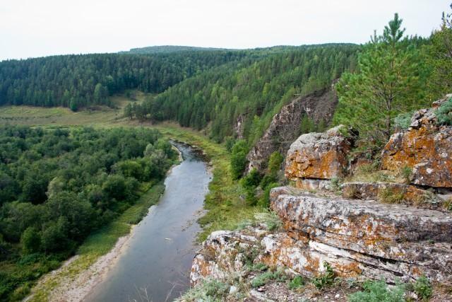 Пещера Большая Усть Катавская