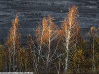 Коркинский угольный разрез 129