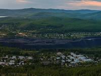 Вид на Карабаш