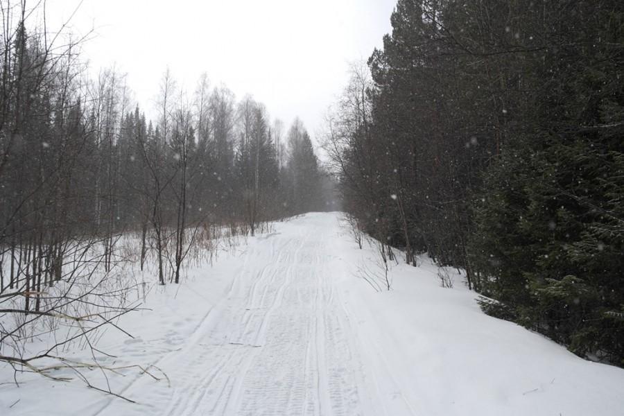 Дорога в гору