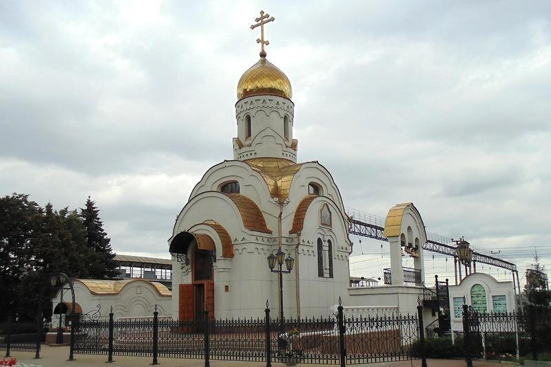 Храм иконы Божией Матери Одигитрия