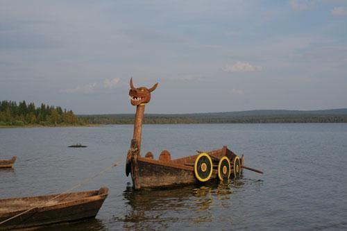 Озеро Зюраткуль Челябинская область