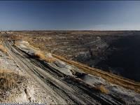Коркинский угольный разрез 123