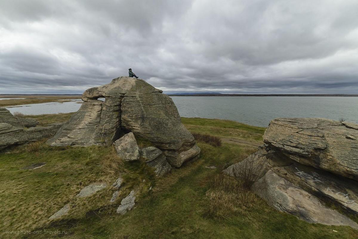 Фотография 11. Миллионы лет стояли здесь эти камни и видели многое на своем нескончаемом веку. 1/100, -1.33, 9.0, 160, 14.