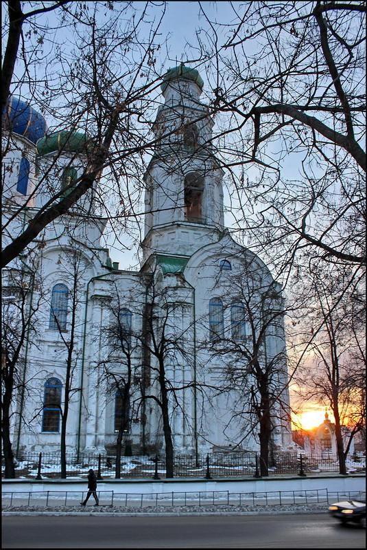 Кыштым 9063 Христорождественский собор