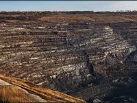 Коркинский угольный разрез 121