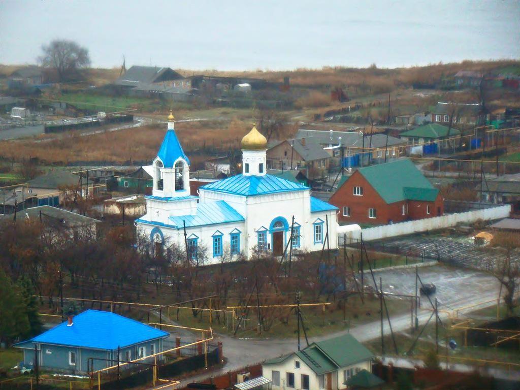 Храм во имя Владимирской иконы Божьей Матери